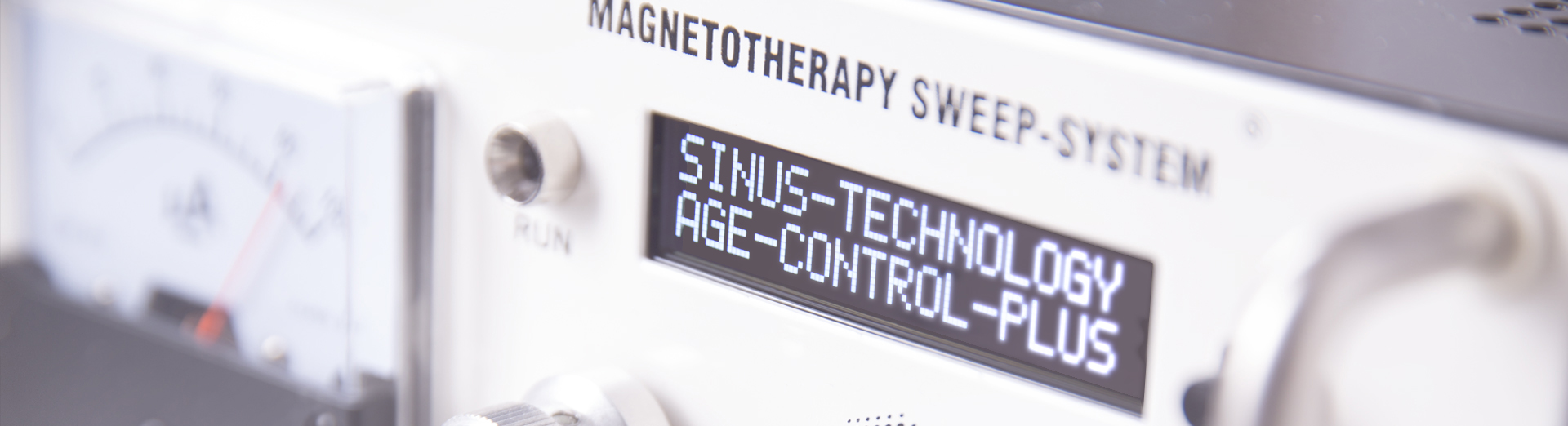 SINUS-TECHNOLOGY MAGNETOTHERAPY